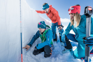 Safety Academy Skitour + Training